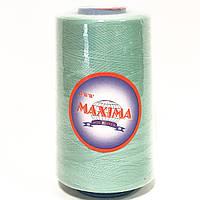 Швейные нитки 40/2 MAXIMA, берюза (284)