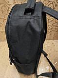 Рюкзак levi's с кожаным дном Унисекс Спортивный городской стильный только ОПТ, фото 3