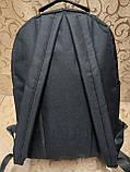 Рюкзак levi's с кожаным дном Унисекс Спортивный городской стильный только ОПТ, фото 4