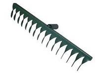 Граблі штирьові 11 зубців діам.6,5 мм