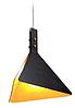 Светильник подвесной декоративный Kanlux FRODI B/G (24381)