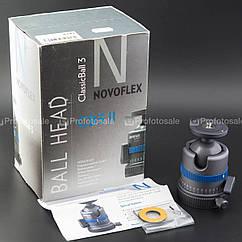 Штативная головка Novoflex Classic Ball 3 II (CB3 II)