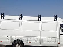Багажник Mercedes Sprinter \ VW LT, сталь. 175см. 4 планки