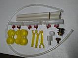 Комплект ниппельного поения на 40 голов Ниппельные поилки, фото 3
