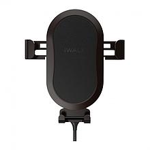 IWalk Lucanus Air беспроводное автомобильное ЗУ Black (CML001)