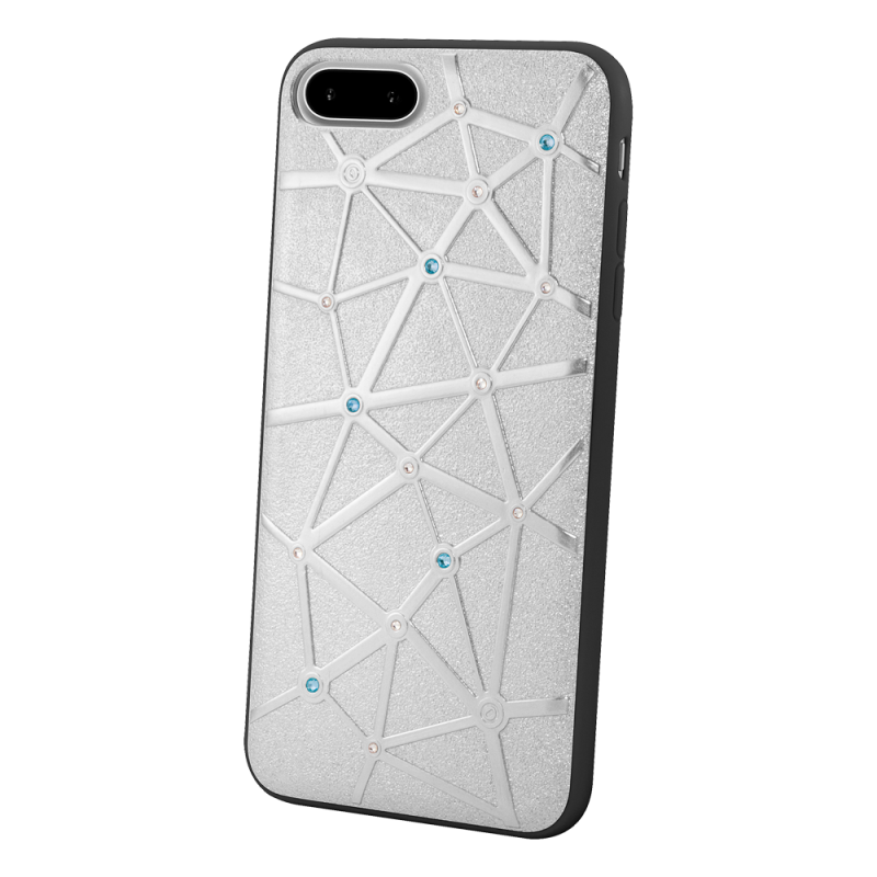 COTEetCI Star Diamond Case iPhone 7/8 Silver (CS7032-TS)
