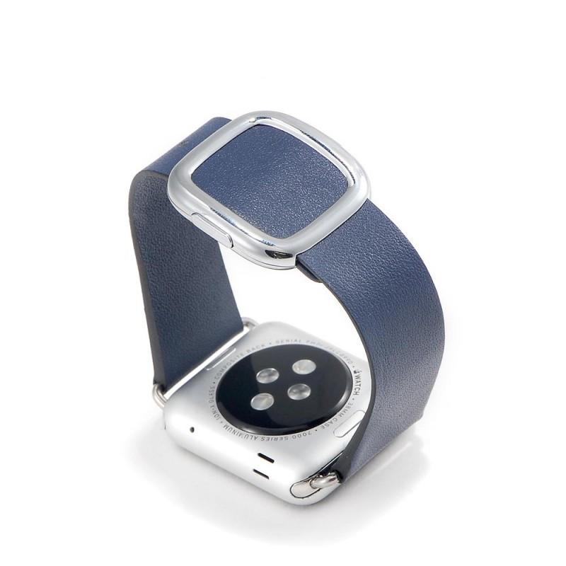 COTEetCI W5 Apple Watch NOBLEMAN 42MM Blue (WH5201-DB)