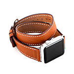 COTEetCI W9 Apple Watch LEATHER 42MM Brown, фото 2
