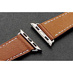 COTEetCI W9 Apple Watch LEATHER 42MM Brown, фото 4