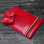 COTEetCI Leather Bag чехол карман для ноутбуков диагональю 13' Red, фото 2