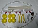 Комплект ніпельних поїлок на 40 голів з баком Ніпельні напувалки, фото 4