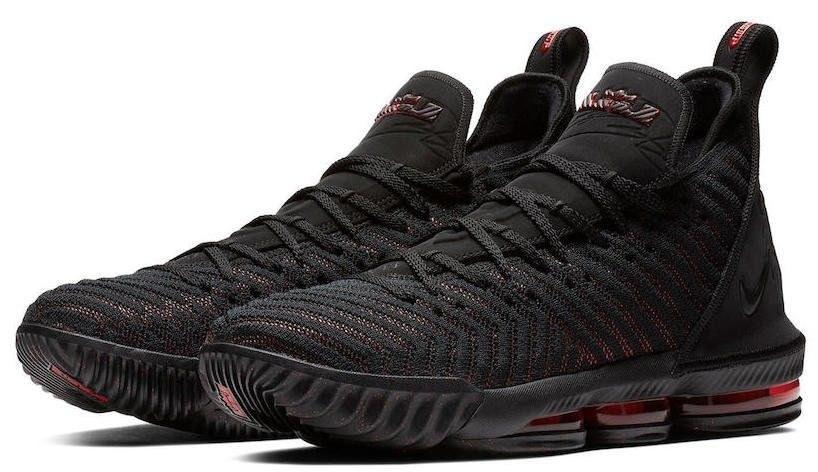 b9b9d8b8 Баскетбольные кроссовки Nike LeBron 16