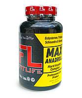 Стимулятор тестостерона FitLife Max Anadroll 60 капсул