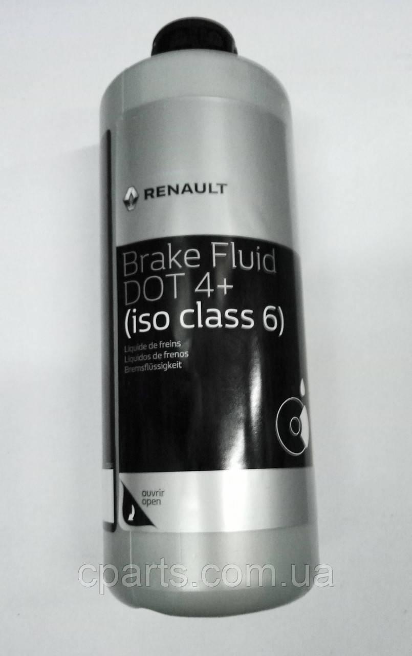 Тормозная жидкость Renault Logan MCV (0.5л)(оригинал)