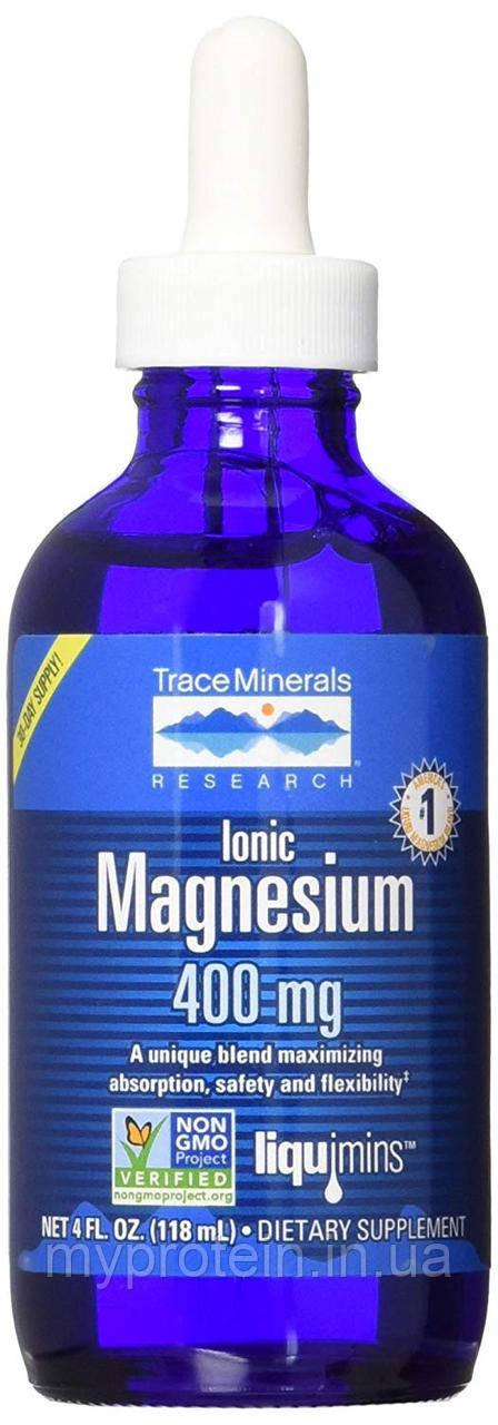 Puritan's PrideВитамины и минералыIonic Magnesium 400 mg59 ml