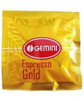 Кофе в чалдах (монодозах) Gemini Espresso Gold 100шт.