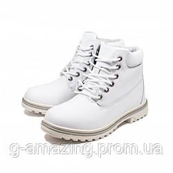 "Ботинки Timberland ""White"""