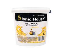 """Масло-воск для дерева """"Bionic House"""" 1 л"""