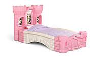 """Кровать для девочек """"PRINCESS PALACE"""", 125х133х226 см"""