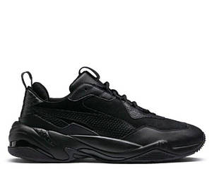 "Кроссовки Puma Thunder Desert ""Triple Black"" Арт. 3797"