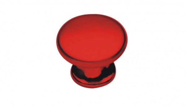 Ручка DG 6071-039 DUZ MONO DUGME Красный Глянец