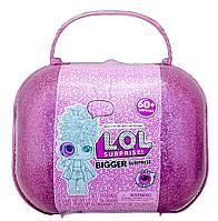 Чемодан Лол - Игровой набор L.O.L. Surprise Мега-сюрприз, в ассортименте, фото 1