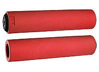 Грипсы ODI F-1 Float Grips, красные