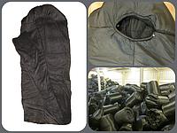 Наши зимние спальники - одеяло с капюшоном до -25С