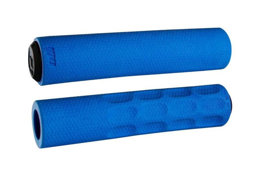 Грипсы ODI F-1 VaporGrips, синие