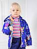 """Курточка демисезонная для девочки  """"ФЕЯ"""" 98,104  размер, фото 3"""
