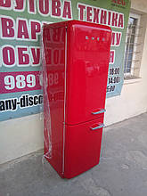 Двухкамерный холодильник Smeg FAB 32 RRN1 Сток
