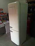 Двокамерний холодильник Smeg FAB 32 RPN1, фото 5