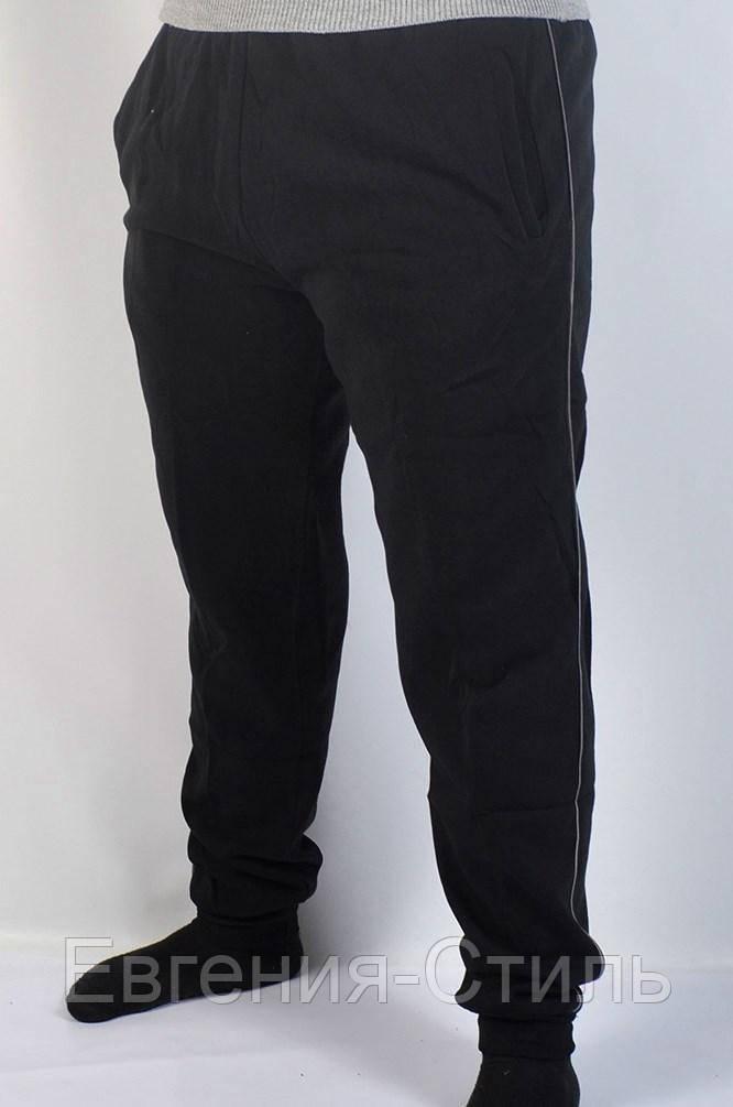 Штаны спортивные мужские на флисе. Размер XL (50-52)