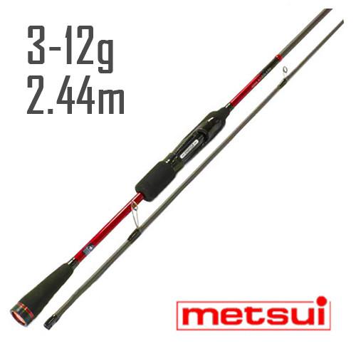 Спиннинг Metsui Specter 802L 2,44 m. 3-12g.