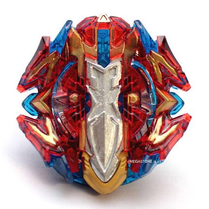 Волчок Бейблэйд Бустер Экскалибур Экскалиус Необычный X4 (Бейблейд 4 сезон) Beyblade Buster Xcalibur ( SB™), фото 2