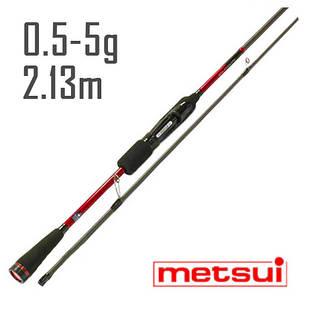 Спиннинг Metsui Specter Micro Jig 702ULS 2,13 m. 0,5-5g.