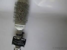 Расческа брашинг белый 153 F (53мм) ЭлиТа