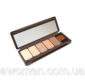 Контуринг для лица BEAUTY CREATIONS More Contour Palette