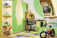Набор мебели для детской Эколь без кровати (БМФ) МДФ лак