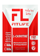 Жиросжигатель FitLife L-Carnitine 20 капсул