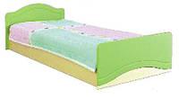 Кровать без ламелей Эколь КТ-539  (БМФ) МДФ лак