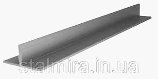 Тавр алюминиевый, основание 24, высота 15, толщина стенки 1,7, марка алюминия АД31, Д16Т, АМг3, 1915