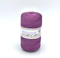 Трикотажный полипропиленовый шнур PP Macrame, цвет Лиловый