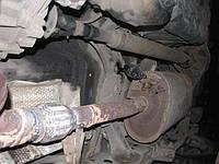 Гофра Lexus 470 gx с заменой, фото 1