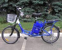 Электровелосипед батарея 48 вольт, размер шин 22 Vega JOY