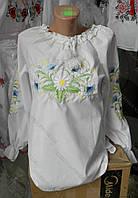 """Вышиванка  для  девочки подроска """" Ромашка """" 0557  ( Г.А.Л.)"""