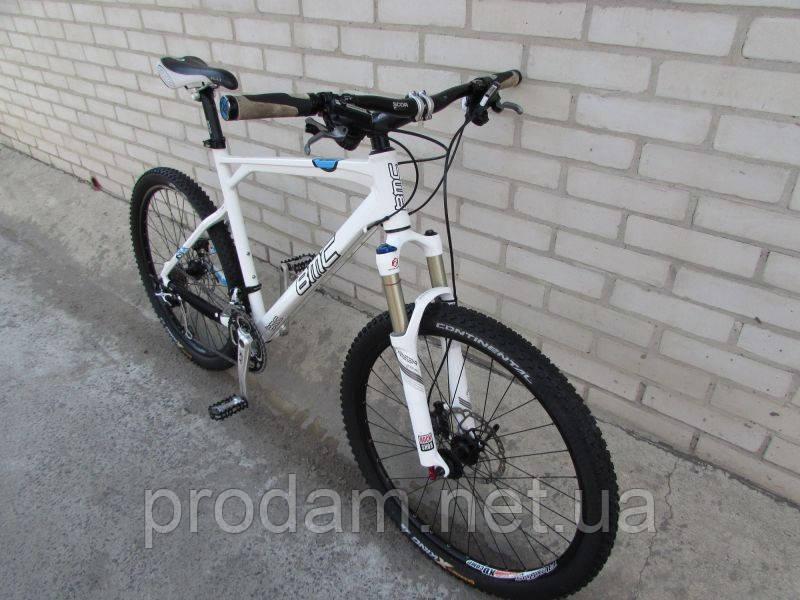 Велосипед BMC team Elite (Deore, Deore XT, Rock-Shox Reba)
