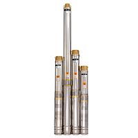 Скважинный насос SPRUT 100QJD 518 -2.2 нерж. + пульт