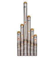 Скважинный насос SPRUT 100QJD 228-1.5 нерж. + пульт