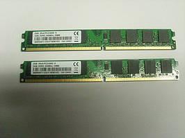 Оперативная память DDR2 2Gb PC2-6400 800MHz для AMD